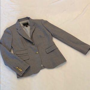 J.Crew Schoolboy blazer size 4